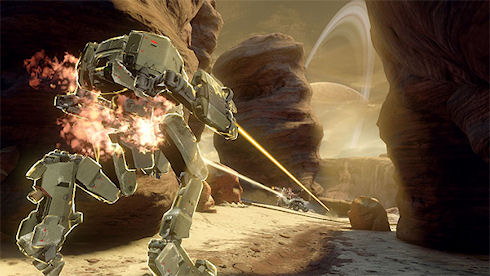 Microsoft выпустила дополнение «Halo 4: Castle Map Pack»