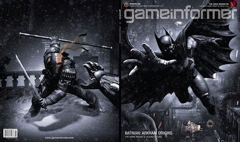 Начата работа над третьей частью Batman Arkham