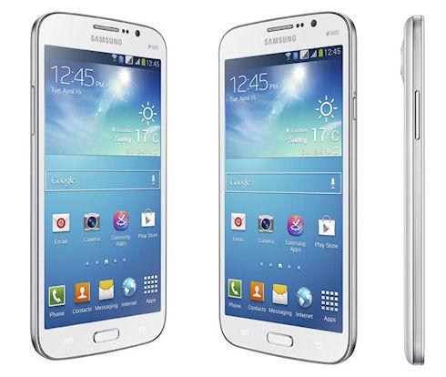 Большие экраны нынче в моде: скоро в продаже Galaxy Mega 6.3 и 5.8