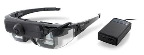 Очки Vuzix для любителей виртуальной реальности