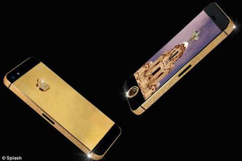 Китаец стал владельцем iPhone 5 за 15 млн долларов