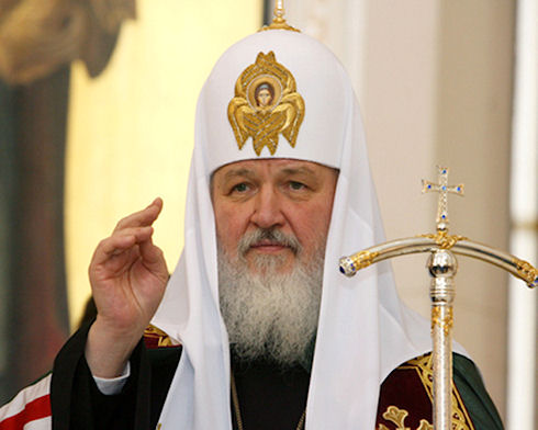 Патриарх Кирилл посоветовал священнослужителям быть сдержаннее в словах
