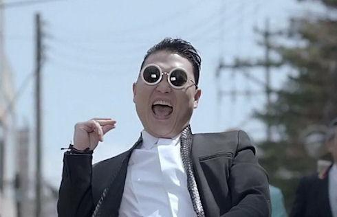 Рэпер PSY выпустил новое видео «Gentleman»