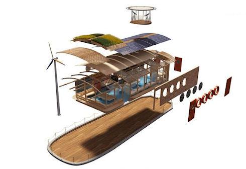 «Био-корабль» отправится в плавание по волнам Красного моря