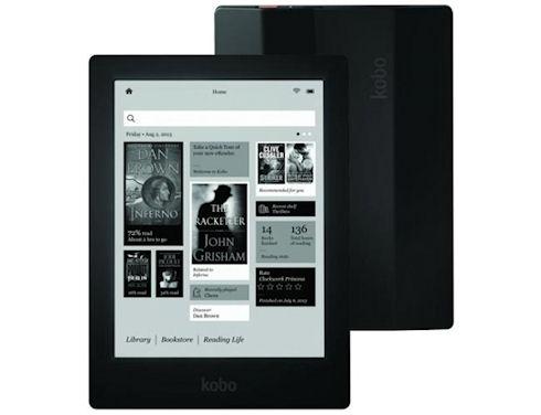 Kobo Aura HD – мощная и удобная электронная читалка