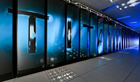 Titan получит 40 петабайт для хранения данных