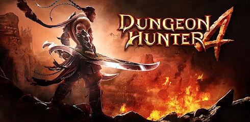 Gameloft представляет Dungeon Hunter 4