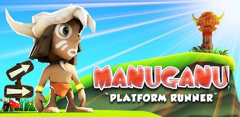 MANUGANU – «древний» платформер
