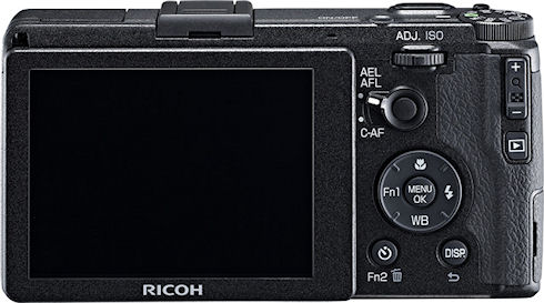 Компактная камера Ricoh GR