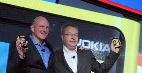 Nokia в убытках, но спрос на Lumia растет