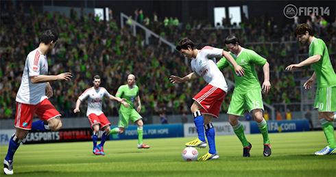 EA провела презентацию FIFA 14