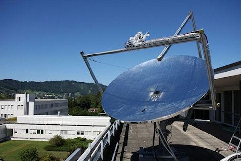 Ученые создали сверхэффективный солнечный электрогенератор