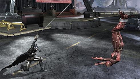 «Injustice: Gods Among Us.» – лидер британского игрового чарта