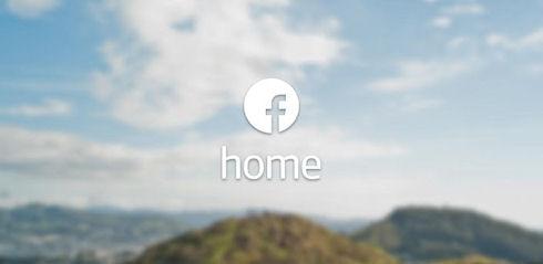 Facebook Home не блещет популярностью