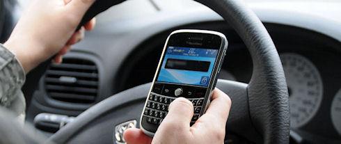 Голосовой набор опасен во время вождения автомобиля