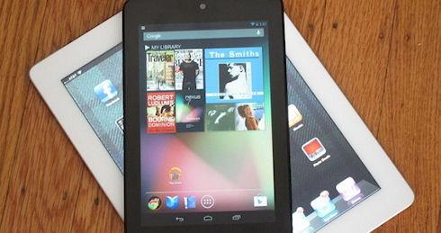 Android-планшеты теснят iPad