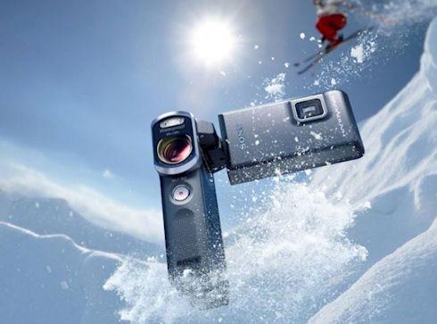 Sony HDR-GW66VE – защищенная Full HD видеокамера