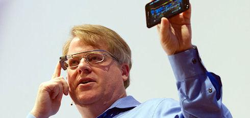 Первые отзывы о Google Glass