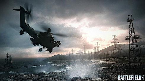 Battlefield 4 ожидается в конце октября