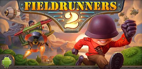 Fieldrunners 2 – продолжение лучшего Tower Defense