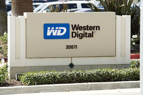 Western Digital отчиталась о падении прибыли