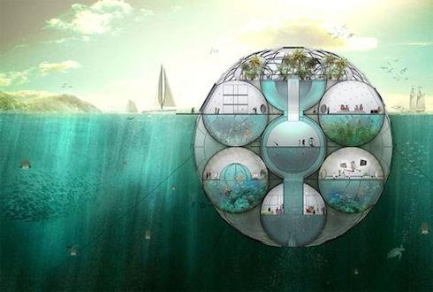 Проект «Bloom» обеспечит моря фитопланктоном