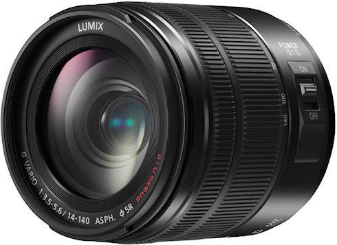 Новый объектив Panasonic Lumix G Vario
