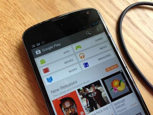 Google заставит обновлять приложения только из Google Play