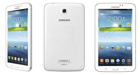 Презентация Galaxy Tab 3