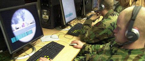 Игра в команде ничем не уступает военной подготовке