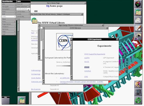 CERN создаст музей Интернет и восстановит первый в мире веб-сайт