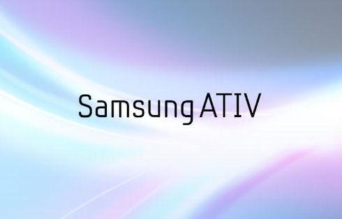 «ATIV» - новое название Windows-компьютеров Samsung