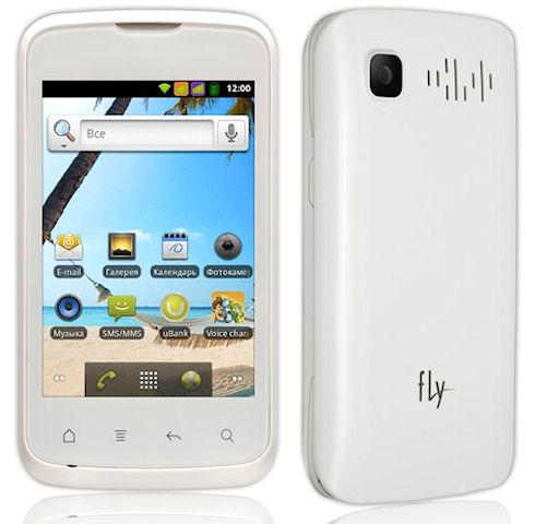 Fly IQ238 Jazz – максимально простой смартфон