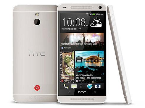 HTC выпустит бюджетный смартфон M4