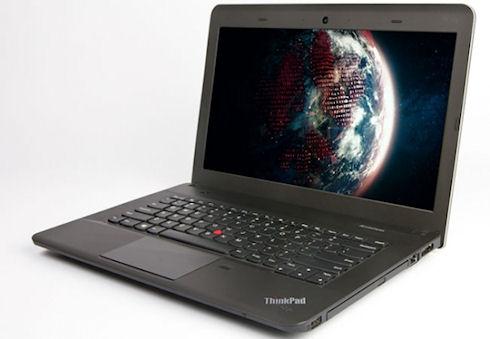 Lenovo представила сенсорный ноутбук Touchscreen ThinkPad S431