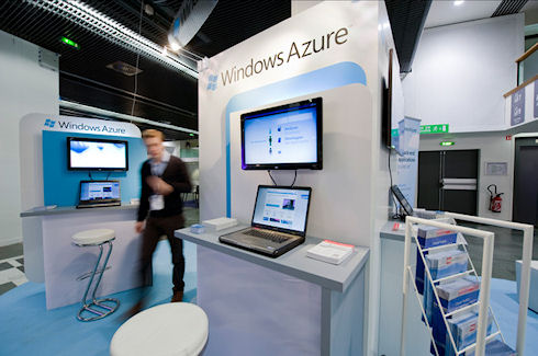 Windows Azure заработала для Microsoft 1 млрд долларов в 2012 году
