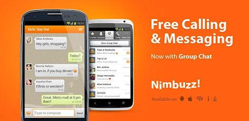 Nimbuzz Messenger – мессенджер для всех и каждого!
