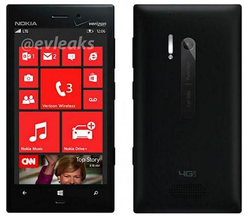 14 мая Nokia анонсирует «близнецов» Lumia 925 и 928