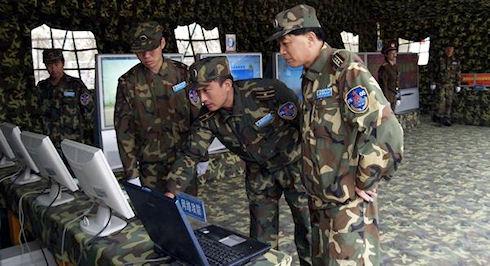 США обвиняют Китай в развязывании кибервойны
