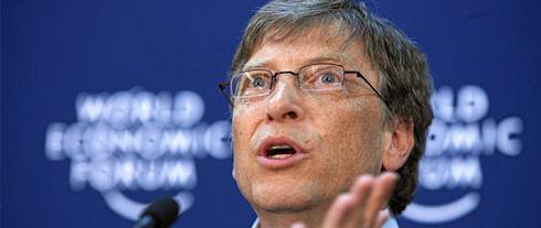 Бил Гейтс агитирует за Surface и жалеет владельцев iPad
