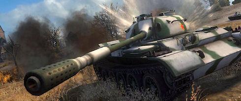 World of Tanks приносит 50 млн долларов в месяц