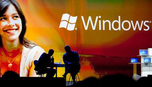 За полгода Microsoft продала 100 млн копий Windows 8
