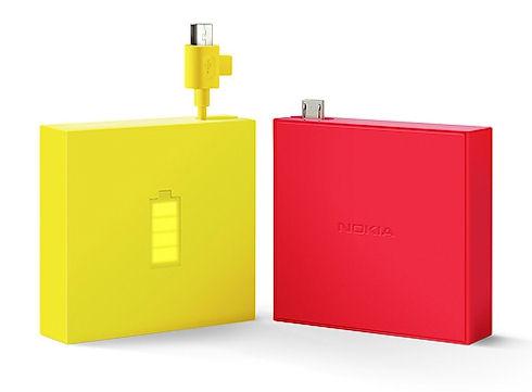 Nokia выпустила яркие зарядные устройства
