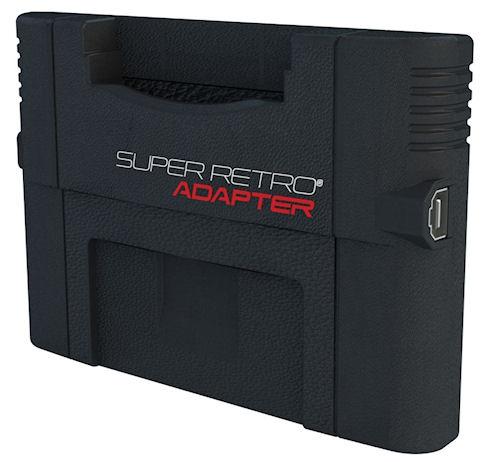 Super Retro Trio – универсальная консоль для старых игрушек