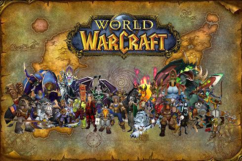 Популярность World of Warcraft падает