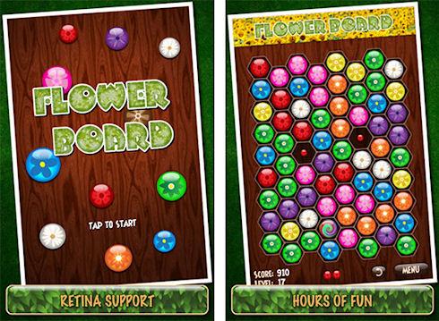 Flower Board – игровое цветочное поле