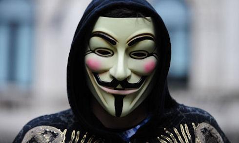 Anonymous выступят против «нефтяных» правительств