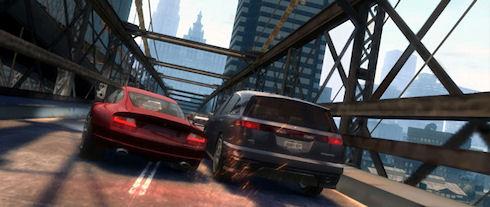 Игра GTA IV помогла американке научиться водить автомобиль