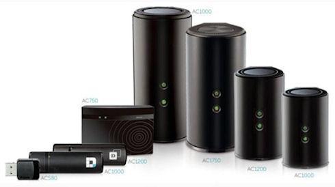 D-Link предлагает роутеры с 5G Wi-Fi