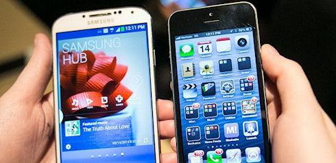 Apple попытается запретить продажи Galaxy S IV